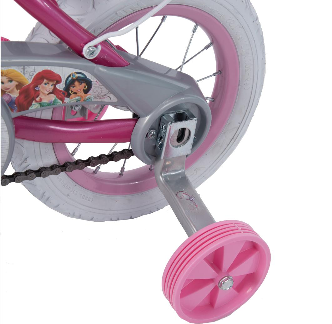 12 Inch Pink 7 Year Old Kids Pink Huffy Bicycle