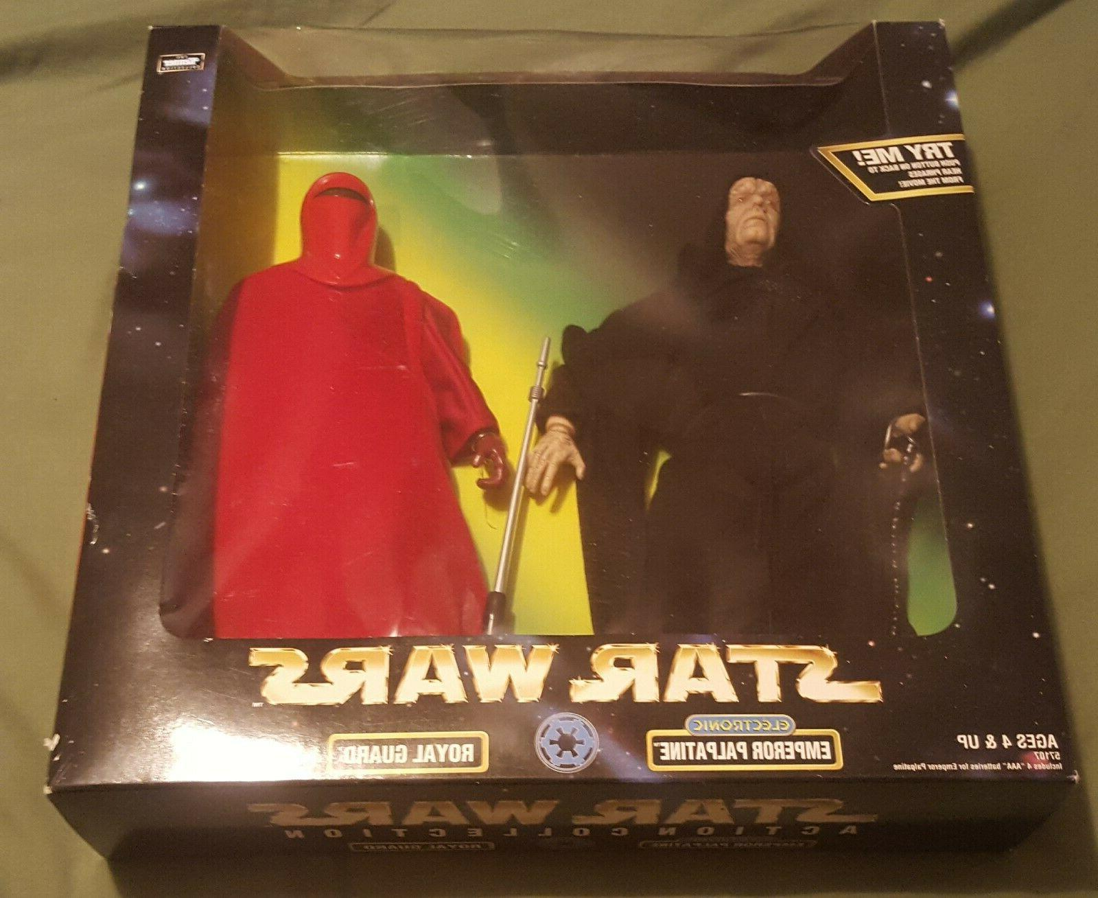 12 inch electronic emperor palpatine and royal
