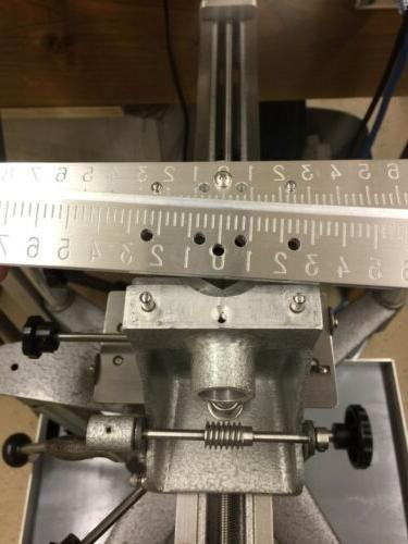 12 INCH PRECISION JAWS ENGRAVING MACHINE VISE