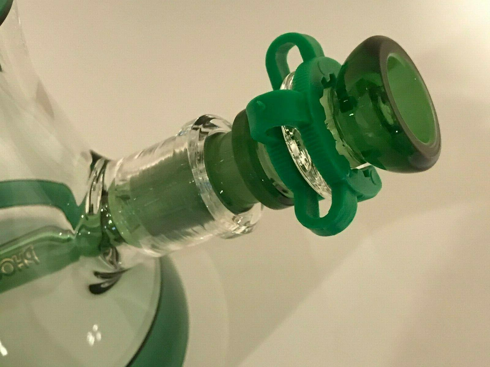 """12"""" Inch Phoenix Glass Water Pipe 5mm Thick"""