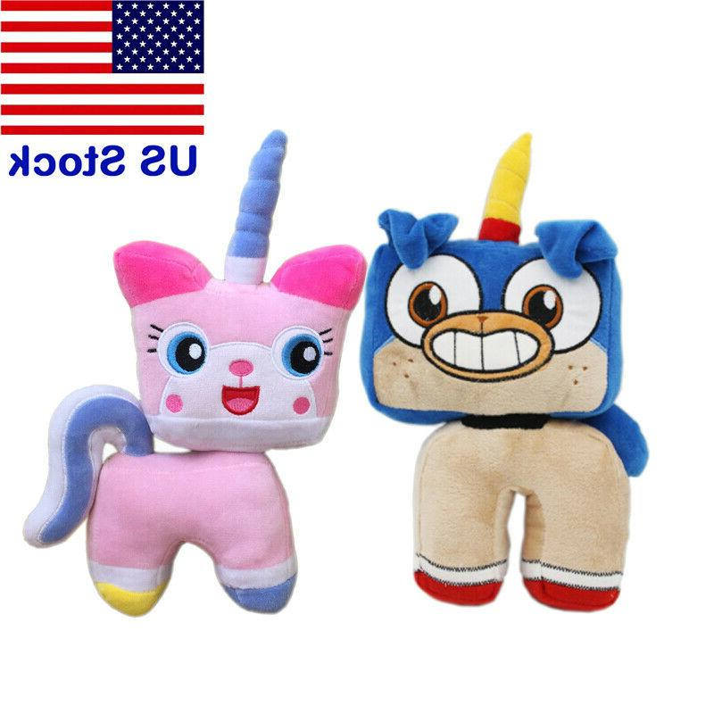 12 inch unikitty puppycorn unicorn cat princess