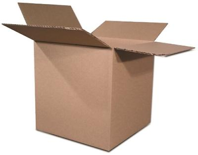The Packaging Wholesalers 12 x 12 x 12 Inches Shipping Boxes