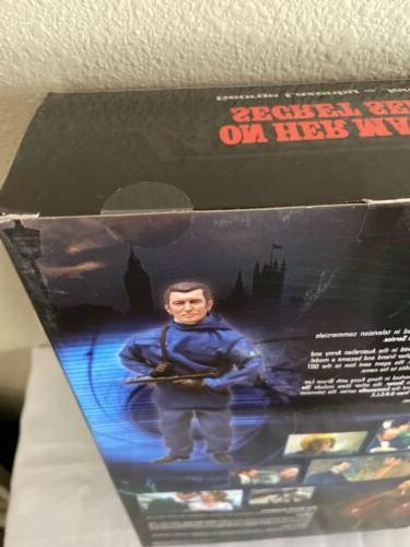 12inch JAMES 007 ON HER MAJESTY'S SERVICE COLLECTIBLES NEW