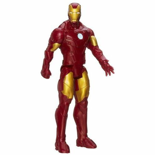 12inch Iron Man PVC Action Figure Toy