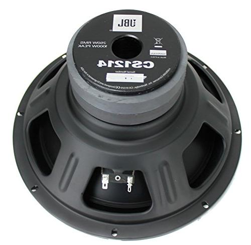 2 JBL 2000W Subwoofers Subs Ohm SVC Black