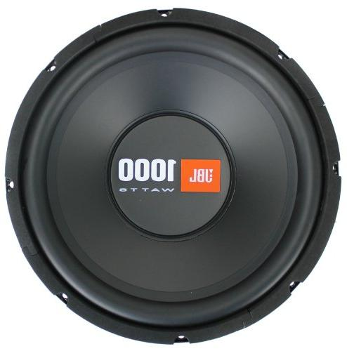 "2 JBL 12"" 2000W Car Ohm Black"