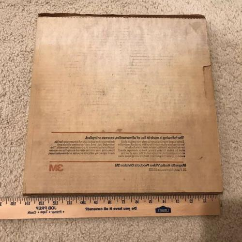 Scotch 3600 Feet Open Reel Audio Tape 12 Inch RARE NEW
