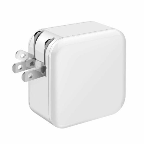 29W USB 3.1 Type C AC Power Adapter Charger Macbook
