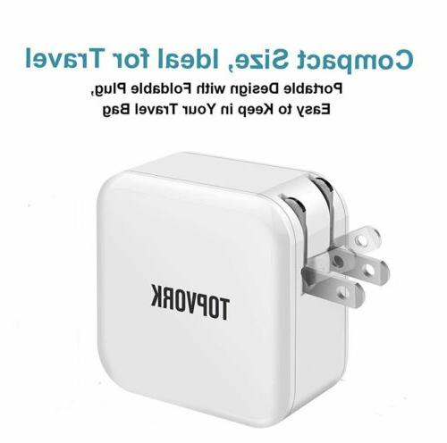 29W Type C USB-C Power Adapter Charger For Macbook