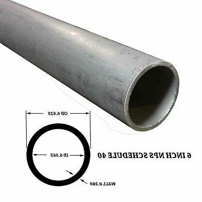 304 welded stainless steel pipe 6 inch