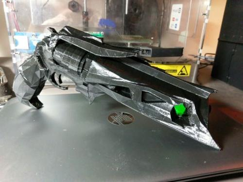 3D Hand Cannon From Game Destiny