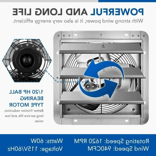 iPower Variable Exhaust Fan