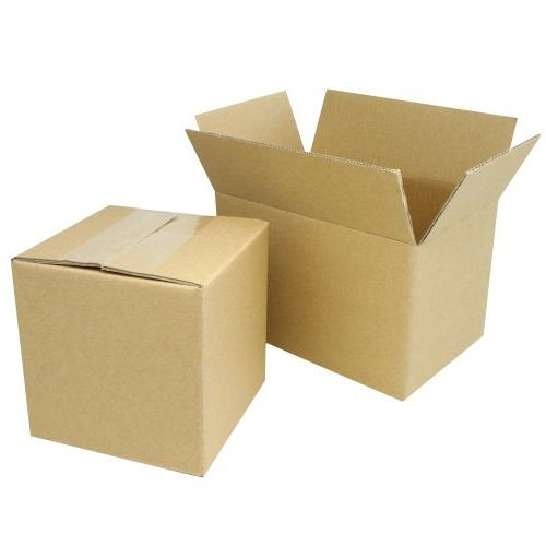 50 12x6x4 corrugated cardboard packing boxes mailing