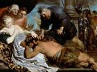 85822 VAN DYCK SAMSON AND DELILAH Decor WALL PRINT POSTER US