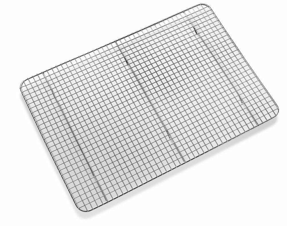 Checkered Chef Cooling Rack Baking Rack. Stainless Steel Ove