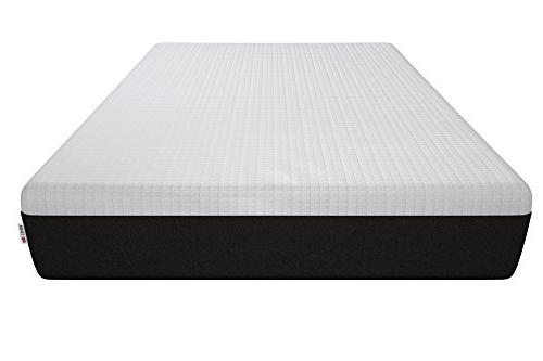 Signature Sleep by Gel Memory Foam Non Slip Bottom,