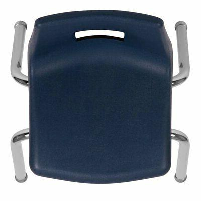 Flash Furniture Stack Chair - 12-Inch