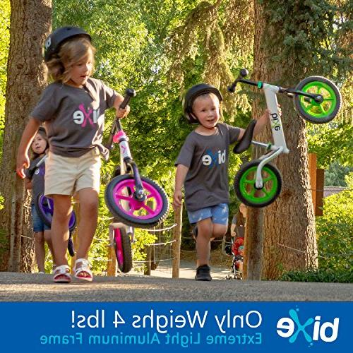 Bixe and Toddlers 18 to