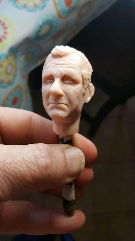 brand new married with head figure