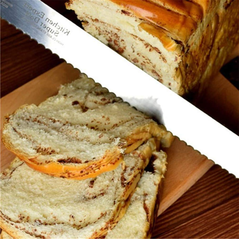 Bread Cake Knife cutter Spatula Pastry Knife Blade Cake tools Baking tools