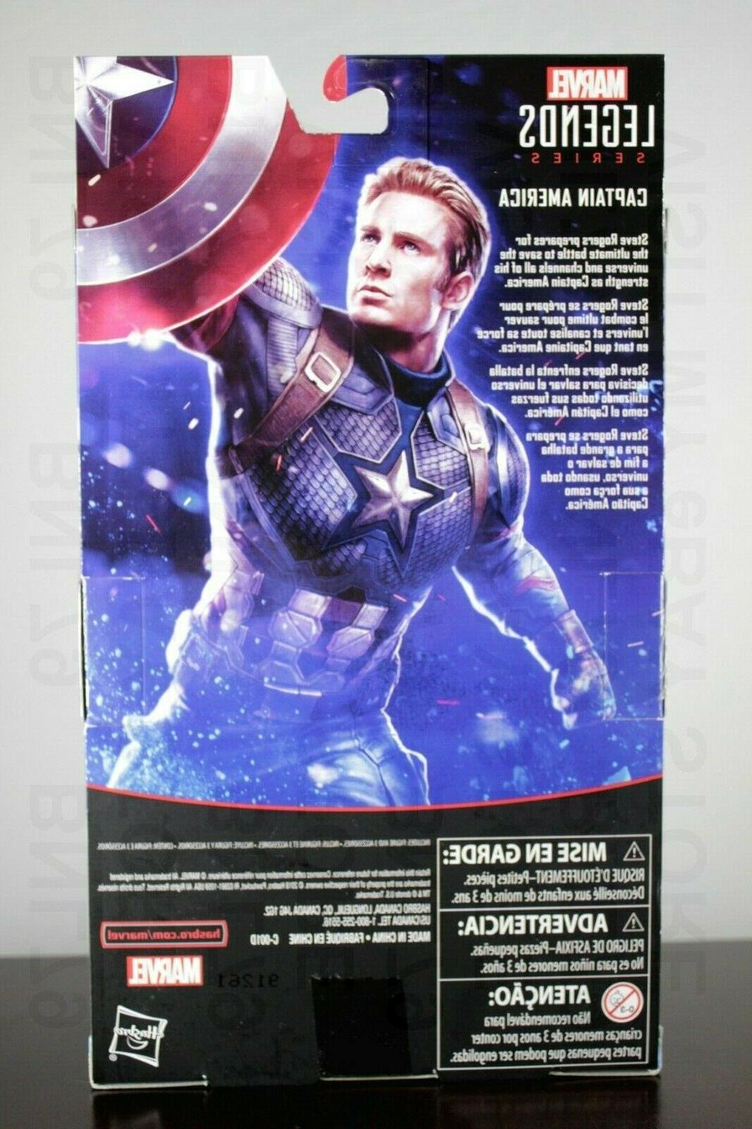CAPTAIN Exclusive Marvel Legends Endgame MJOLNIR