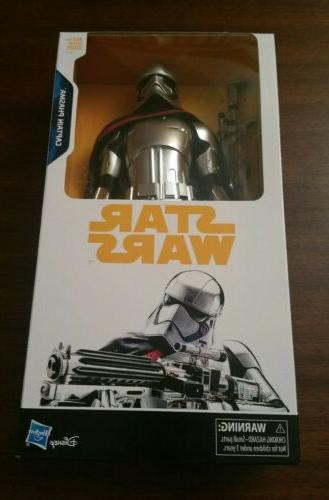 captain phasma 12 inch figure ships in