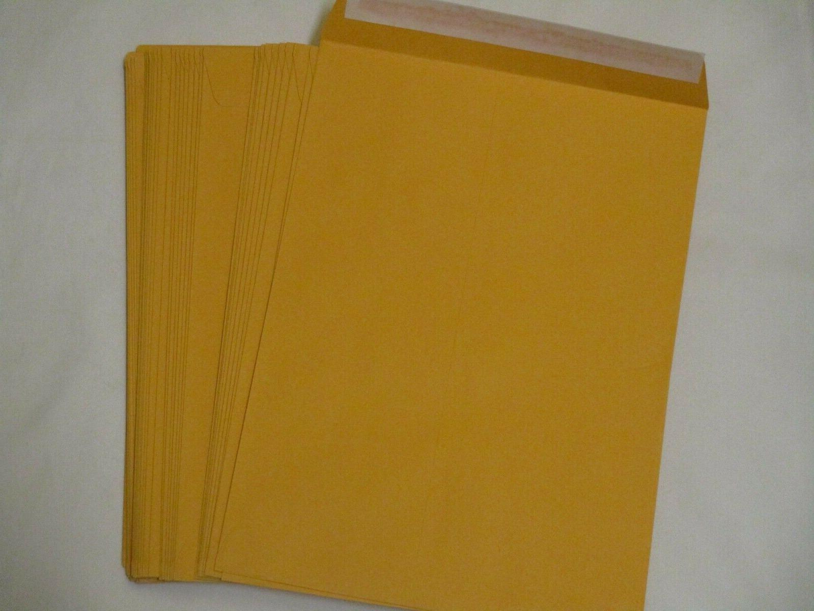 catalog mailing envelopes peel and seal 9x12