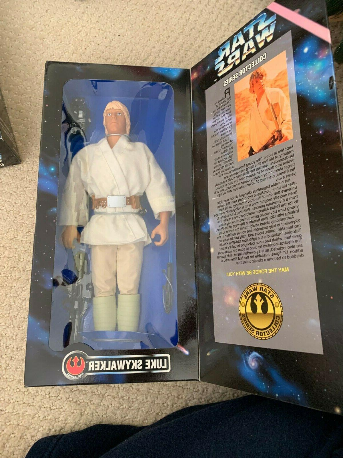 Star 12 inch figures set of 6 in box