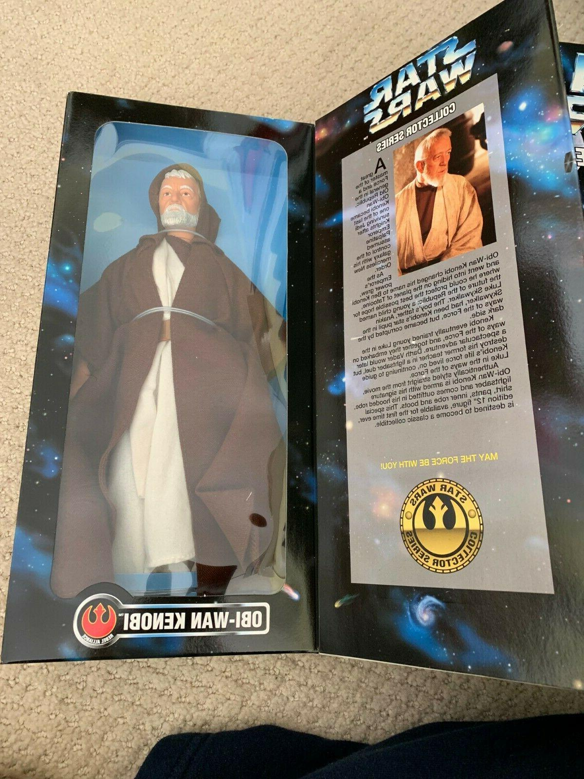 Star Wars Collector 12 inch action set new in box