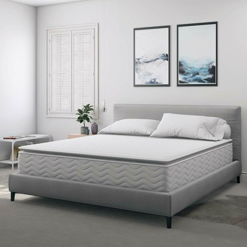 Signature Contour 12-Inch Hybrid Independently Encased Coil Mattress,