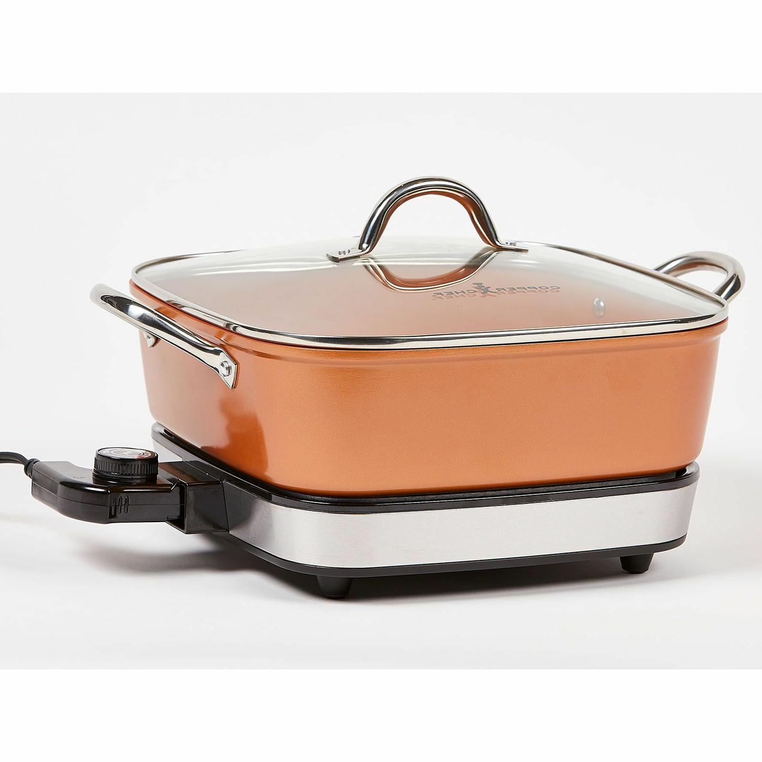 Copper Chef inch Free Shipping***