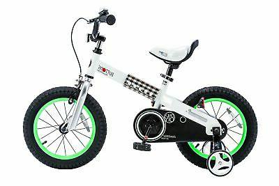 cubetube buttons 12 bicycle for kids green