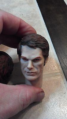 custom painted dexter morgan for 12 inch