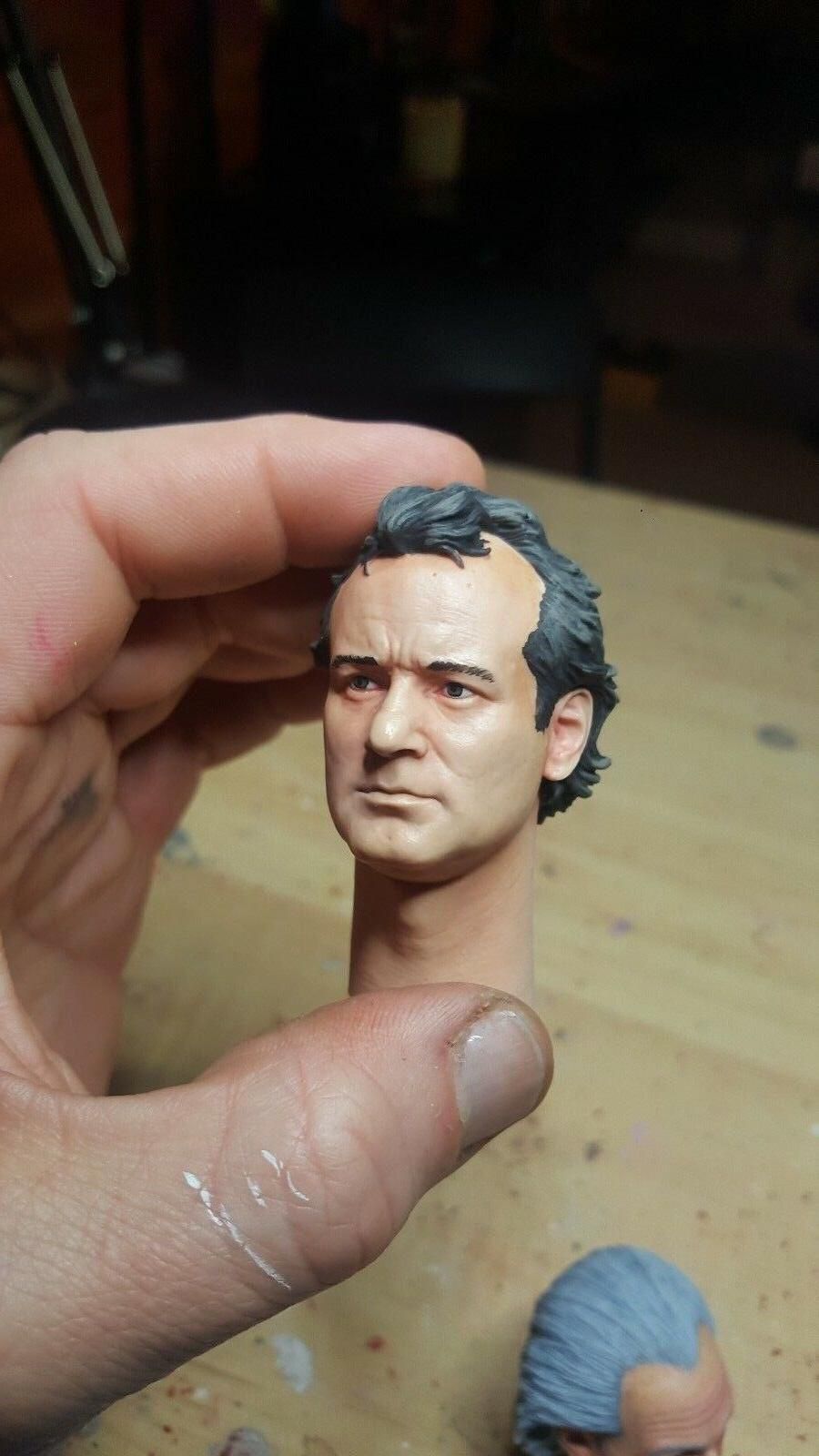 Custom or unpainted ghostbusters Murray for new