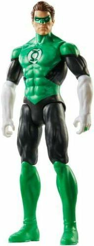 DC Justice League Moves GREEN Inch Scale Figure Mattel GDT54