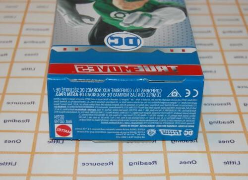 DC Justice League True Moves GREEN Inch Scale Mattel GDT54