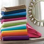 Deep Pocket Fitted Sheet+2PC Pillow Case 1000 TC Egyptian Co