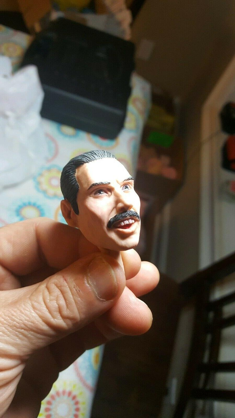 Freddy mercury live 1/6 12