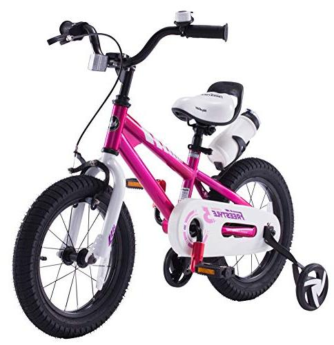 Royalbaby Freestyle Fuschia inch Kid's Bicycle