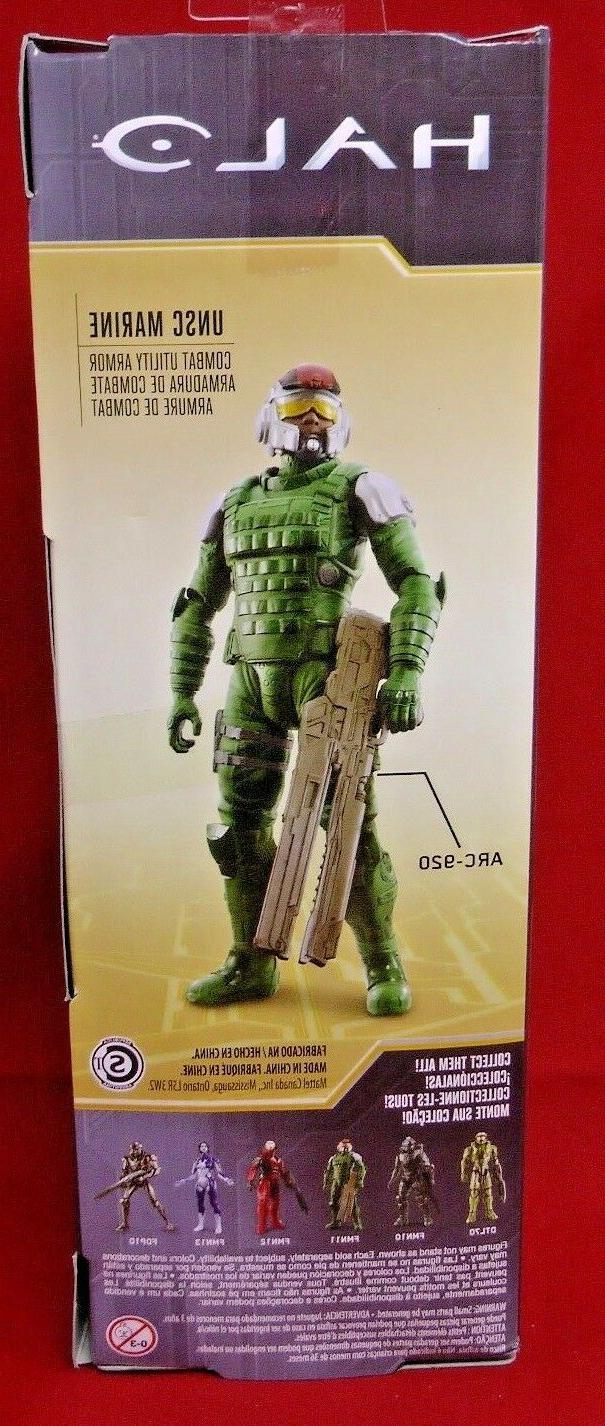 Halo Marine 12 Inch Fully Figure