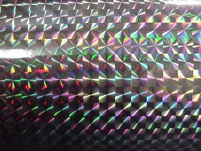 """Prism Sign Inch Holographic 1/4"""" Mosaic"""