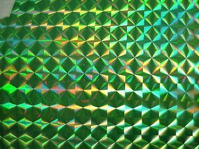 Prism Sign Inch Holographic Mosaic