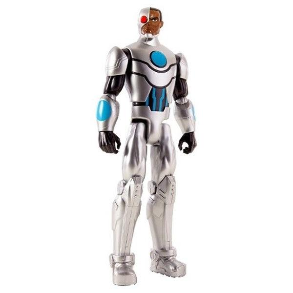 justice league action dc 12 inch cyborg