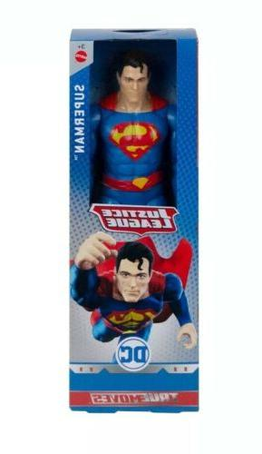 DC SUPERMAN 12-Inch TRUE Action