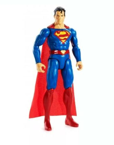 DC Comics Justice SUPERMAN 12-Inch MOVES Action
