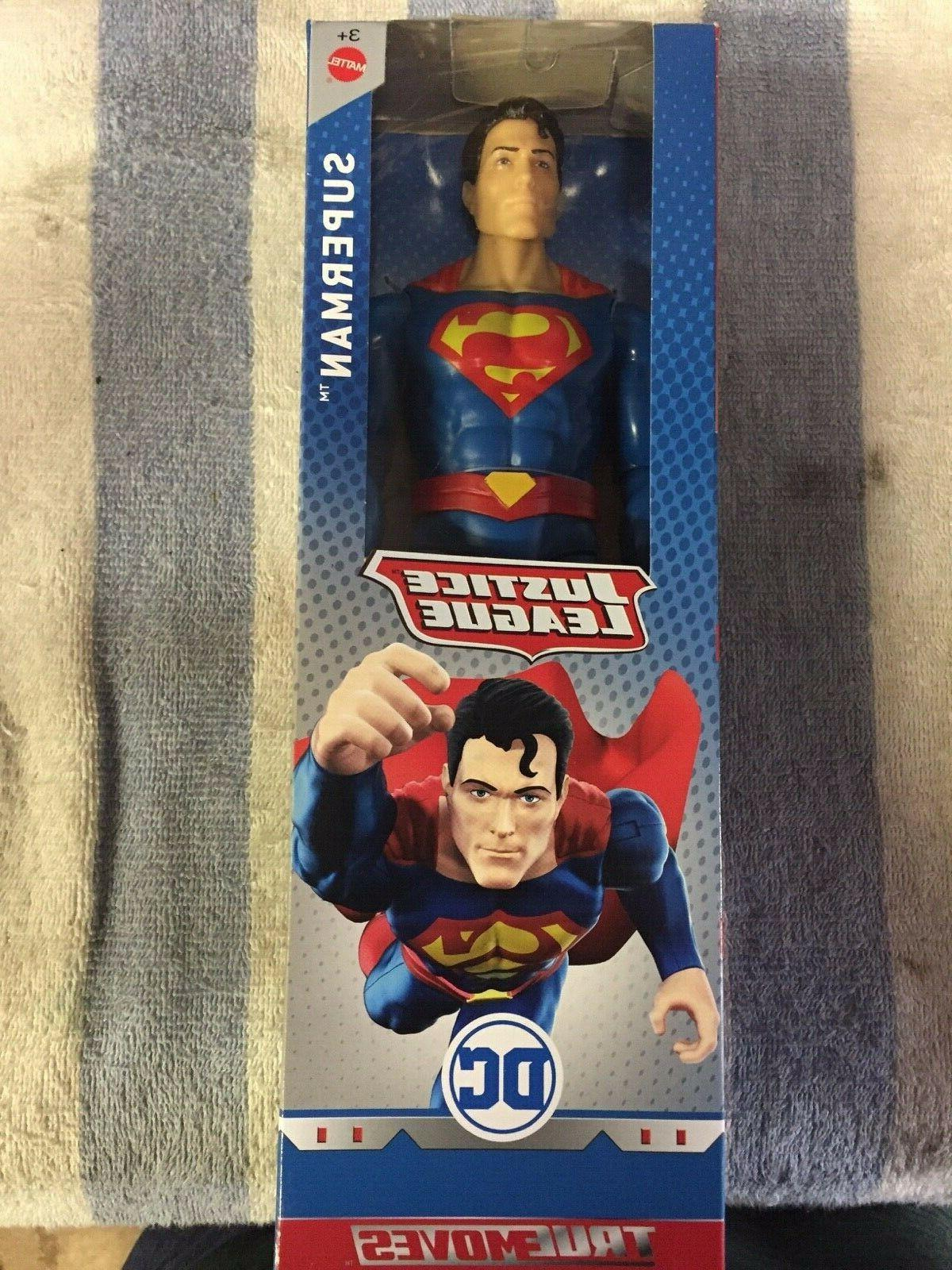 DC SUPERMAN THE 12-Inch TRUE