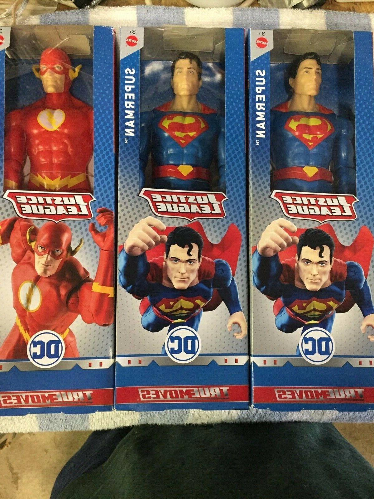justice league superman and the flash 12