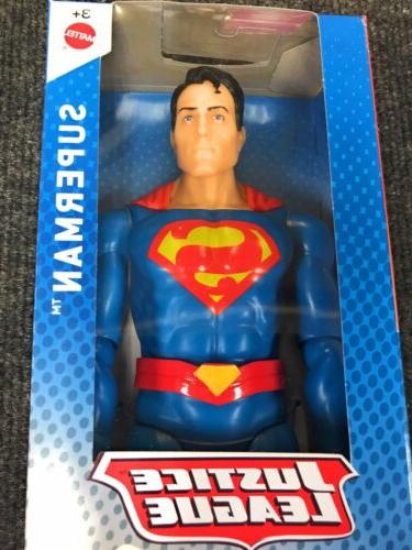 DC Comics League SUPERMAN Moves 12 inch