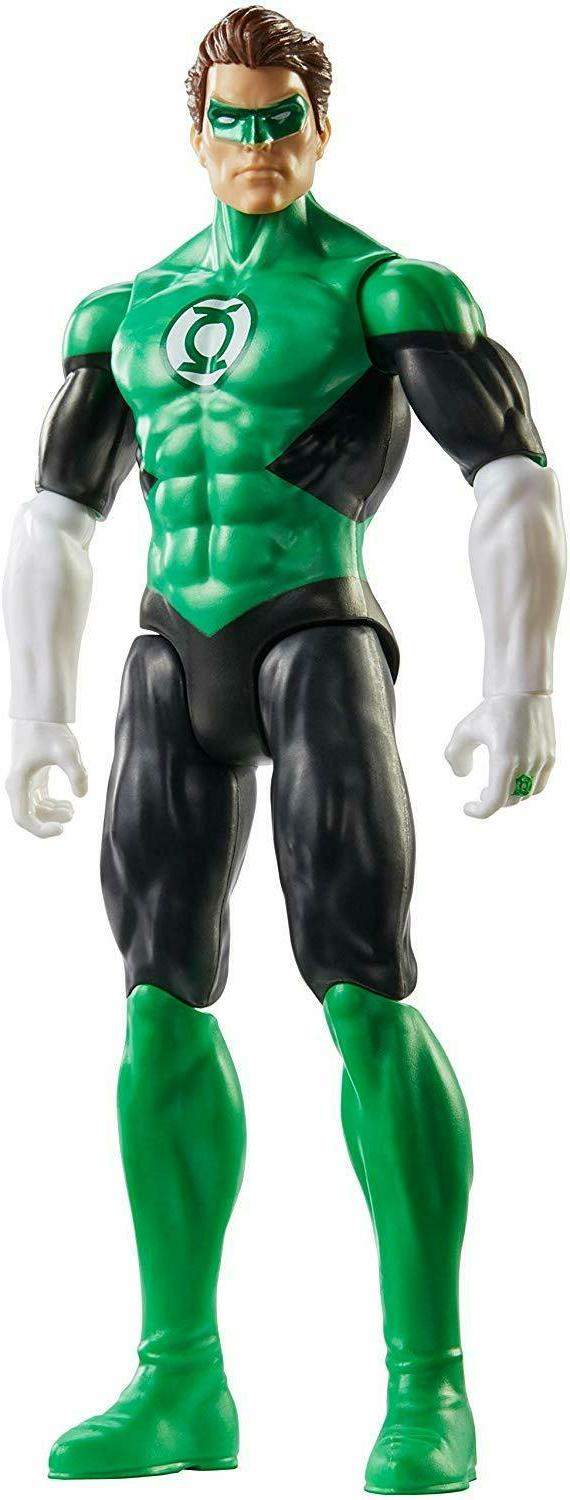 justice league true moves 12 inch action