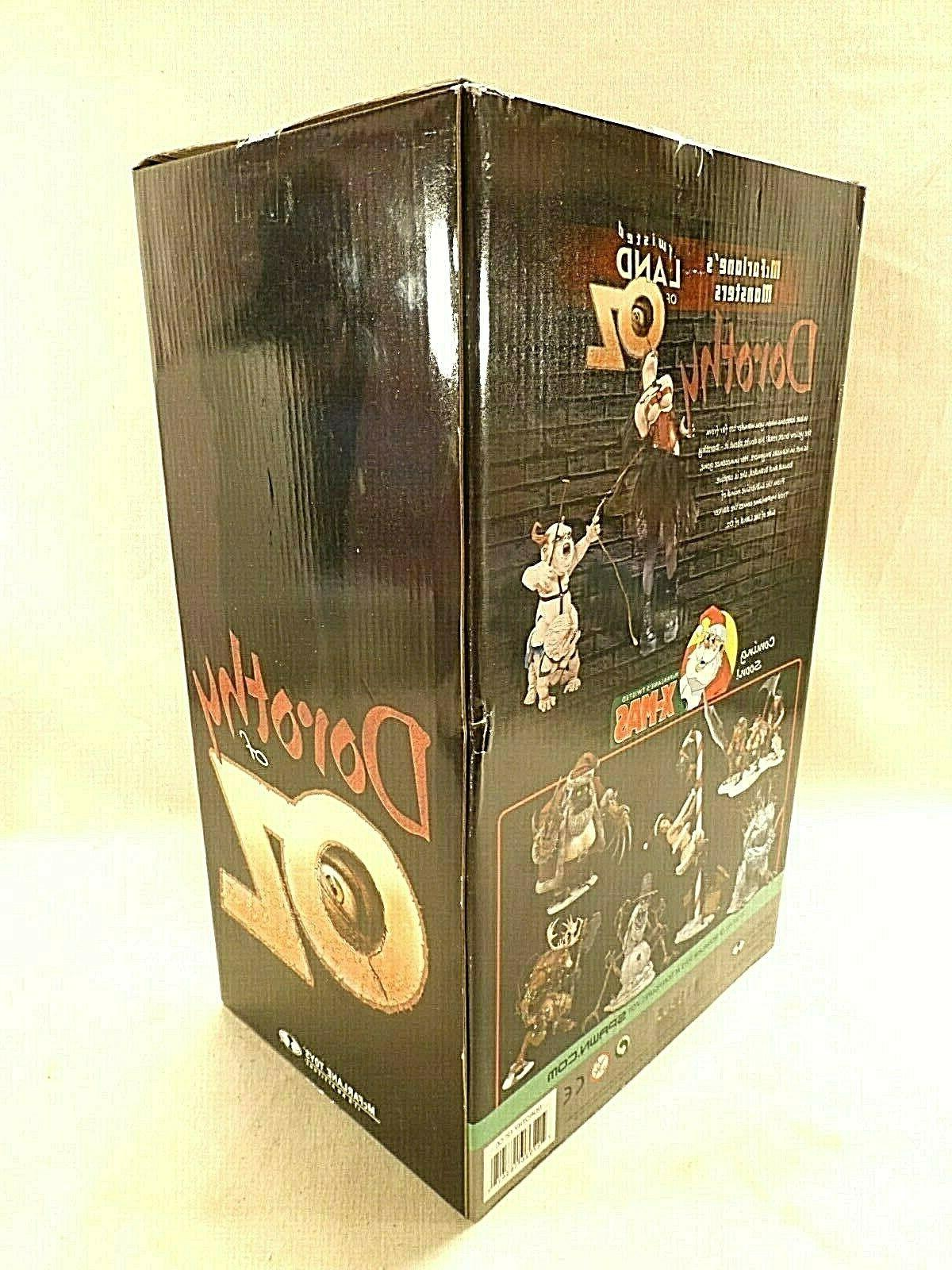 McFarlane Toys of Oz Boxed Action 2007